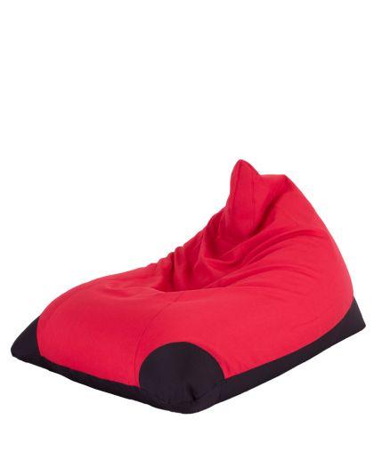Пирамида от дамаска - червено и черно