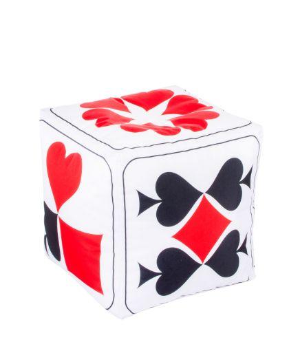 Меко кубче - зарче от карти