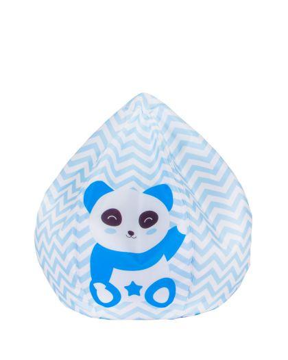 Детски Пуф - синя Коала