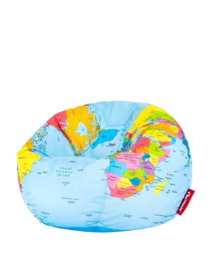 Ябълка - Карта на света
