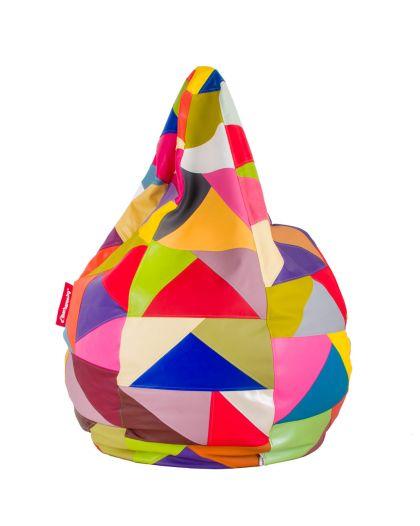 Лукс триъгълници от кожа